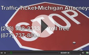Michigan Traffic Ticket Legal Video